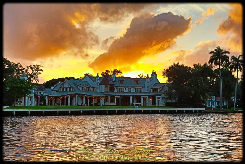 Beautiful Fort Lauderdale Homes along New River