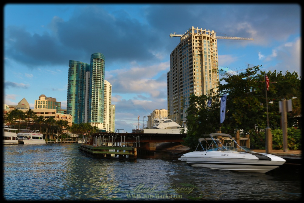 Downtown Fort Lauderdale from the River